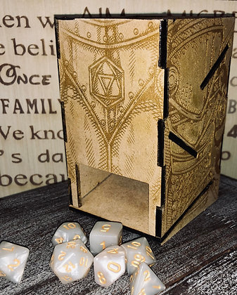 Armor Dice Tower