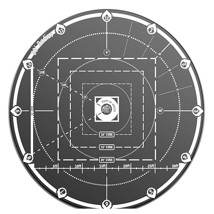Spell Masters Circle Template
