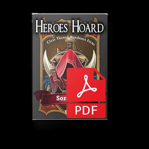 The Decks of the Heroes Hoard: Sorcerer PDF