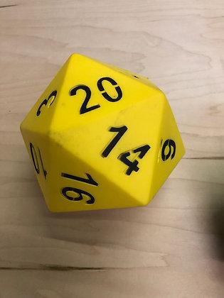 """Yellow Foam D20 - 5"""""""