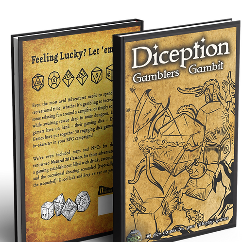 Diception - Gamblers Gambit