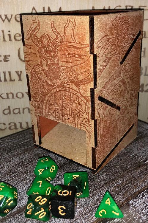 Viking Dice Tower