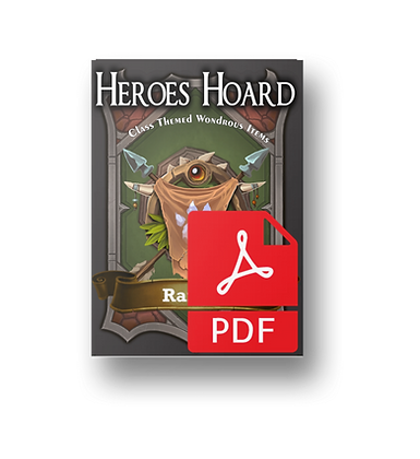 Deck of the Heroes Hoard: Ranger