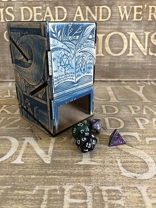Wizard Dice Tower
