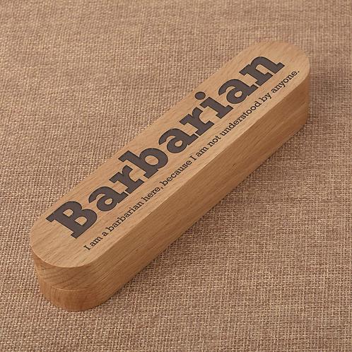 Barbarian Dice Box
