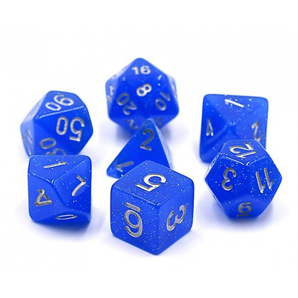 Clear Lake Dice Set