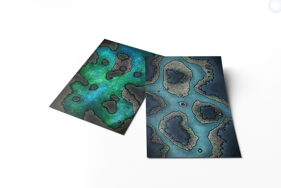 Battlemaps: Fantastic Locations