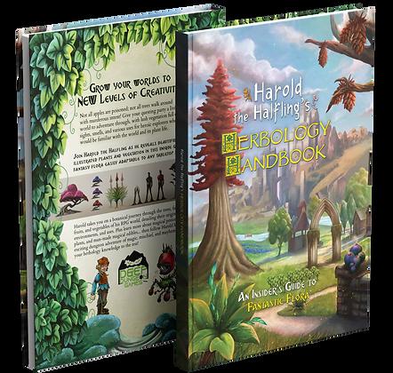 Harold the Halfling's Herbology Handbook