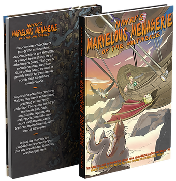 Niwri's Marvelous Menagerie of the Multiverse