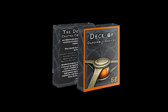 The Deck of Treacherous Traps