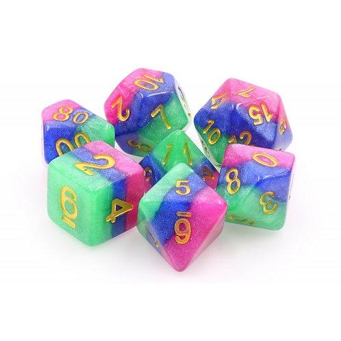 Jesters Gambit Dice Set