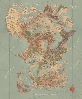 The Maps of Brislaban