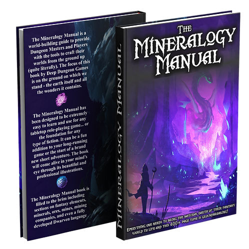 The Mineralogy Manual