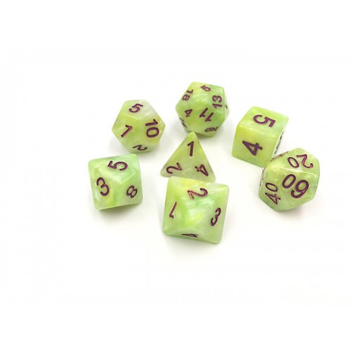 Catmint Dice Set