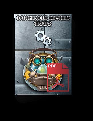 The Decks of Dangerous Devices - Traps