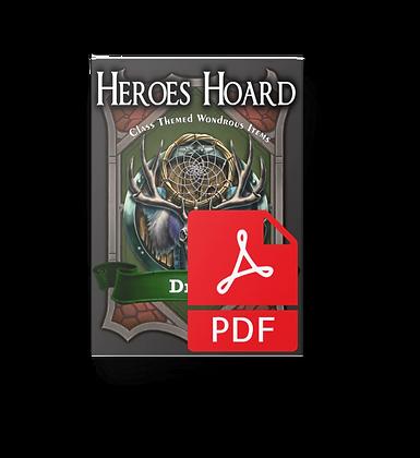 The Decks of the Heroes Hoard: Druid PDF