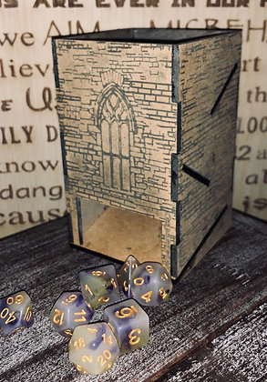 Castle Dice Tower