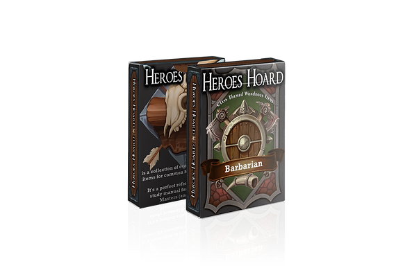The Decks of the Heroes Hoard: Front Line Fighters