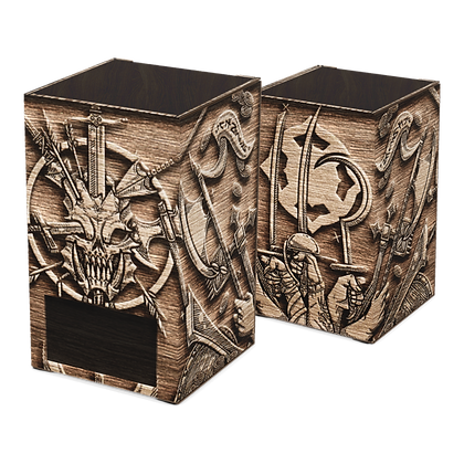 Fighter Druid Dice Tower