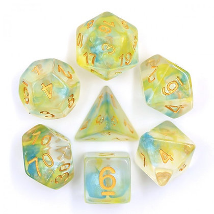 Forest Lake Dice Set