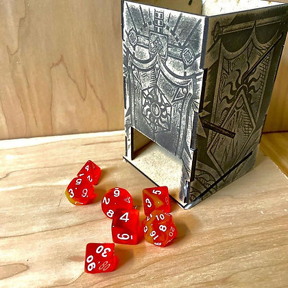 Paladin Dice Tower