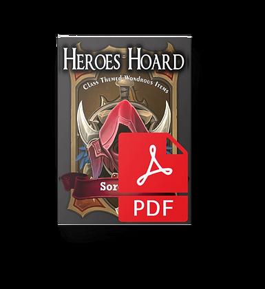 Deck of the Heroes Hoard: Sorcerer