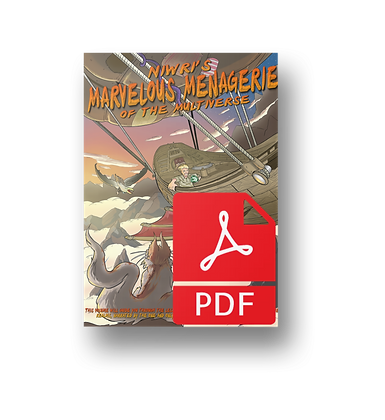 Niwri's Marvelous Menagerie of the Multiverse PDF