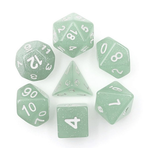 Shining Spirit Dice Set