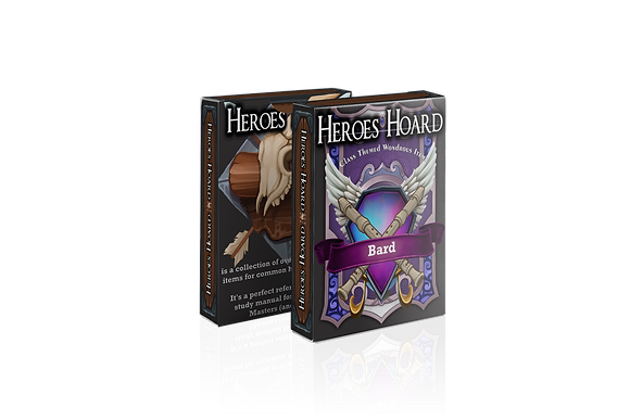 The Decks of the Heroes Hoard: Jacks of All Trades