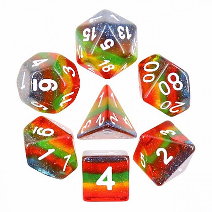 Hard Candy Dice Set