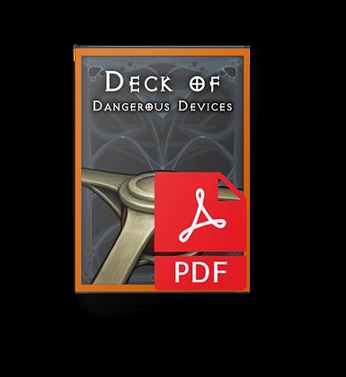 The Deck of Treacherous Traps PDF