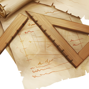 Fantasy Map Illustration