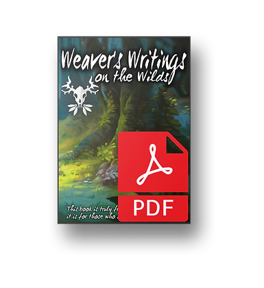 The Weavers Writings on the Wilds PDF