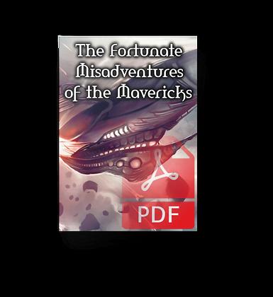 The Fortunate Misadventures of the Mavericks - 5e Dungeon PDF