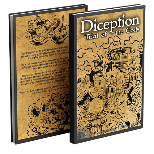 Diception - Trials of the Gods