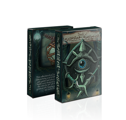 The Decks of Sentient Selection