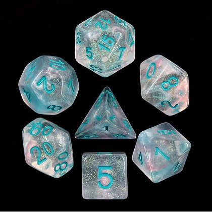 Winter Walker Dice Set