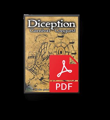 Diception - Carnival Conquest PDF