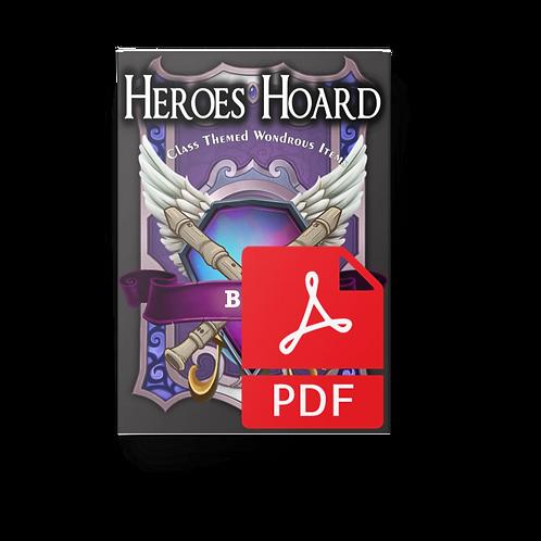 The Decks of the Heroes Hoard: Bard PDF