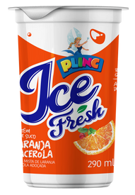 Ice Fresh Laranja c/ Acerola 290ml
