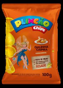 Galinha Caipira 100g