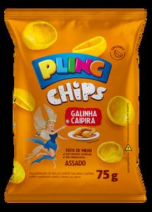 Galinha Caipira 75g