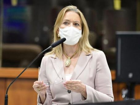 Deputada Lêda Borges quer reabertura do HCamp de Águas Lindas