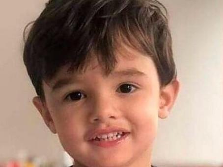 Mãe é presa suspeita de agredir seu filho de 3 anos até a morte