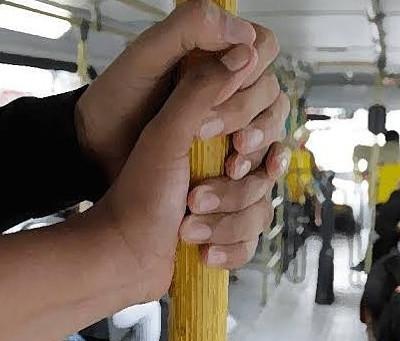 PRF prende homem por importunação sexual em ônibus na Santa Maria (DF)