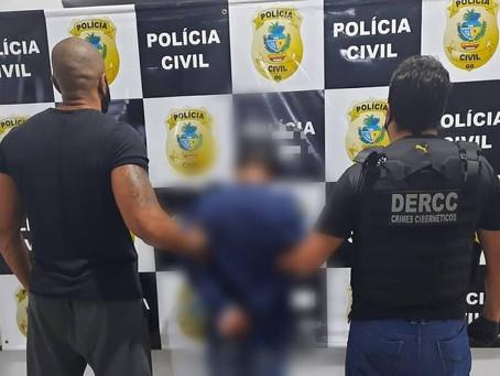 POLÍCIA PRENDE SUSPEITO DE ESTUPRAR IRMÃO DE 7 ANOS