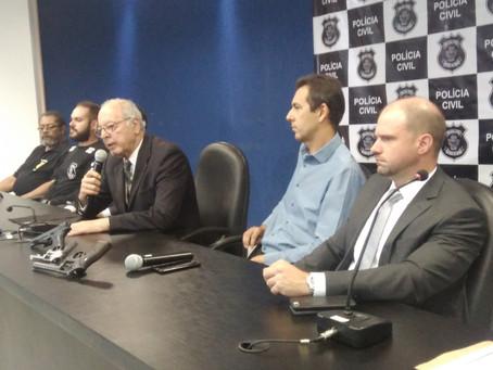 Delegacia de Crimes Rurais prende maior organização criminosa de roubo de gado de Goiás!!!