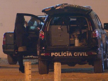 Pai mata filho a tiros em Ceilândia, no DF