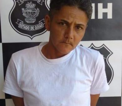 GIH de Novo Gama prende mulher que tentou assassinar vítima em troca de uma pedra de crack