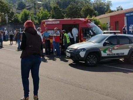 Autor do ataque em Saudades é indiciado por  5 homicídios.